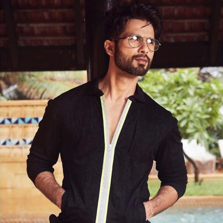 EXCLUSIVE Shahid Kapoor to team up with Sajid Nadiadwala for his next