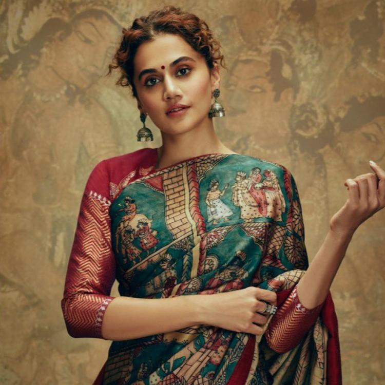 EXCLUSIVE: Taapsee Pannu CONFIRMS Tamil film with Vijay Sethupathi; shoot begins in September
