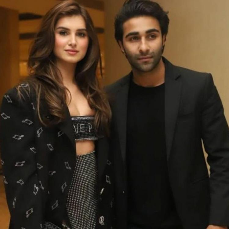 EXCLUSIVE: Tara Sutaria opens up on dating Aadar Jain for the first time: Why hide it if it's magical?