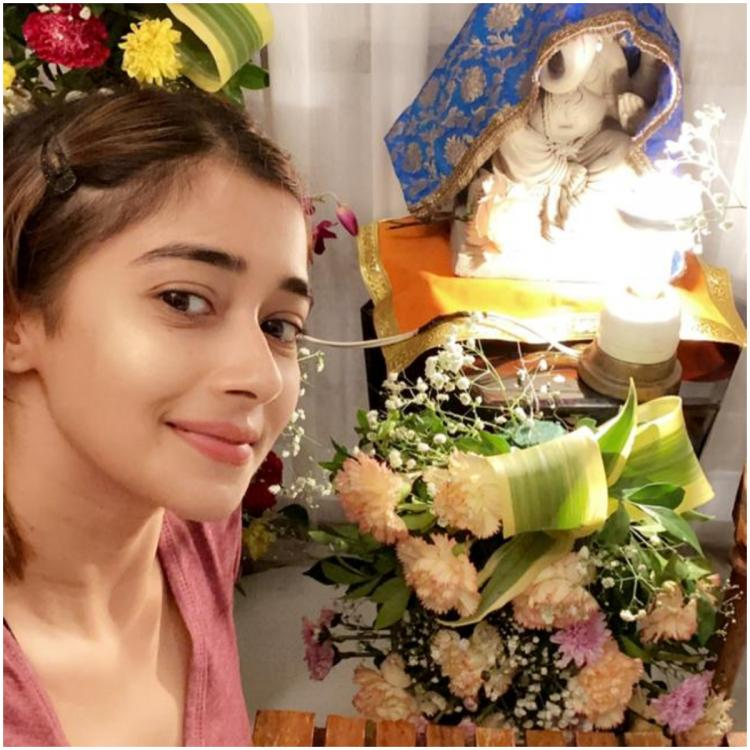 EXCLUSIVE: Tina Dattaa on Ganesh Chaturthi: It will be a very low key affair; want to keep the tradition going