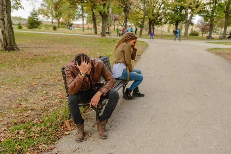 Do you think your partner is falling out of love with you? THIS is how you can tell