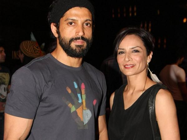 Farhan Akhtar's comment on ex-wife Adhuna Bhabani's picture proves that they are still friends