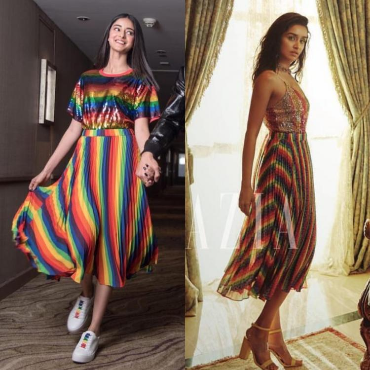 Fashion Faceoff: Shraddha Kapoor or Ananya Panday; who wore the Michael Kors pleated skirt better?