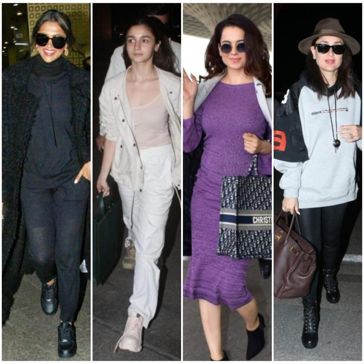 Fashion Faceoff: Deepika Padukone to Kareena Kapoor: Who do you think has the better airport style? VOTE