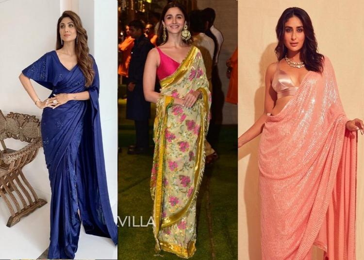 8 Blouses you would definitely want to steal from Anushka Sharma, Kareena Kapoor Khan and others