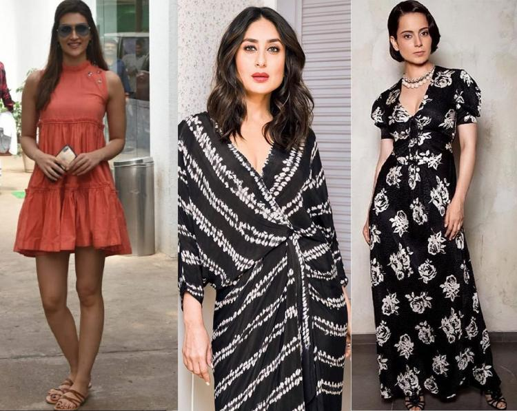 From Kriti Sanon to Kareena Kapoor Khan: Here are 7 beachy looks from our favorite celebs