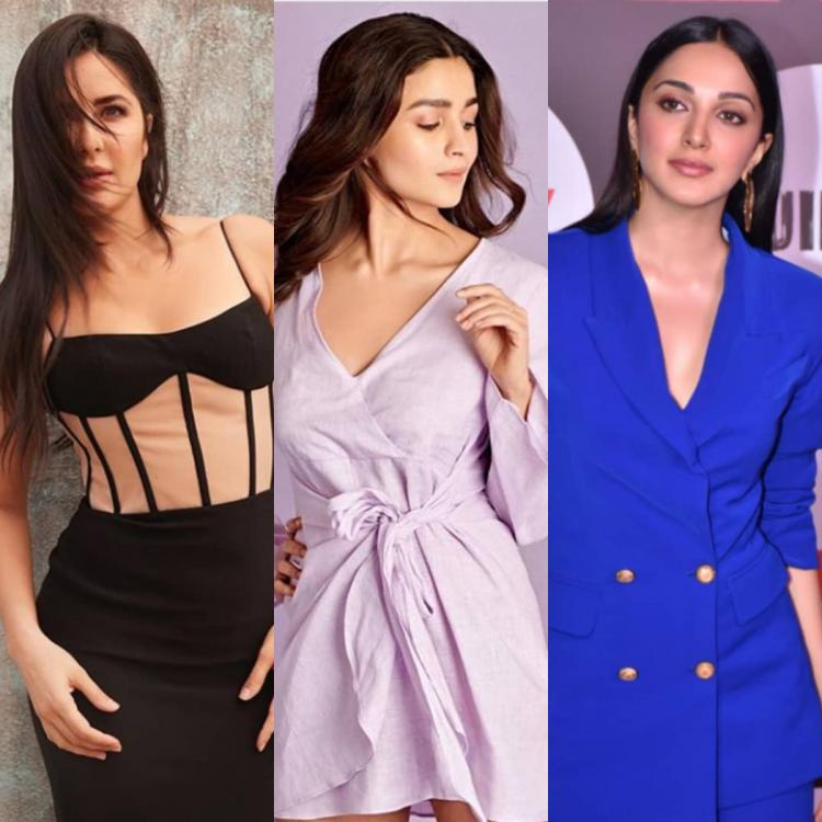 Katrina Kaif to Alia Bhatt & Kiara Advani; You CANNOT miss out on these stunning looks from the day gone by