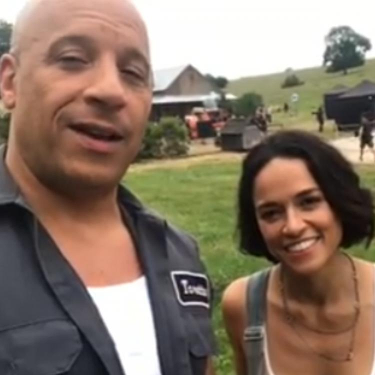Fast & Furious 9: Vin Diesel & Michelle Rodriguez kickstart shooting for the film, say it feels like a miracle