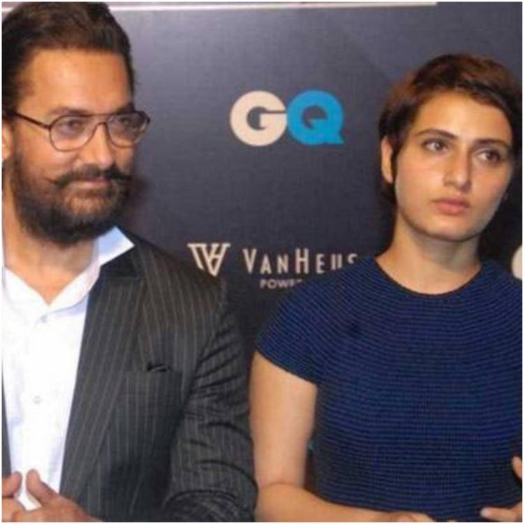 Fatima Sana Shaikh on link up with Aamir Khan & effect of media: 'I don't want them to see me as a bad person