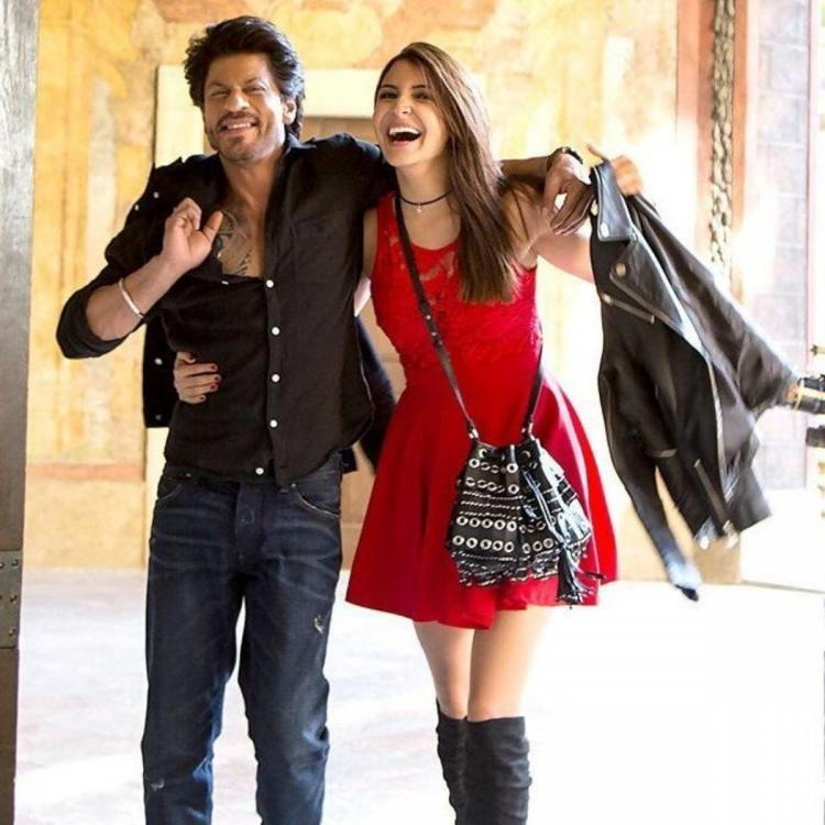 Flashback Friday: When Shah Rukh Khan said he considers himself privileged to have worked with Anushka Sharma