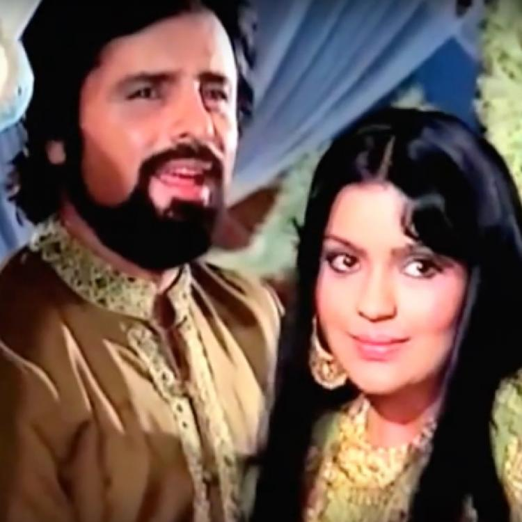 Flashback Friday: When Zeenat Aman was assaulted by Sanjay Khan at a party  in front of wife Zarine Khan | PINKVILLA