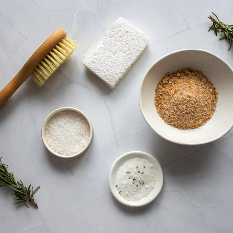 DIY foot scrubs to never hit snooze on the much needed TLC