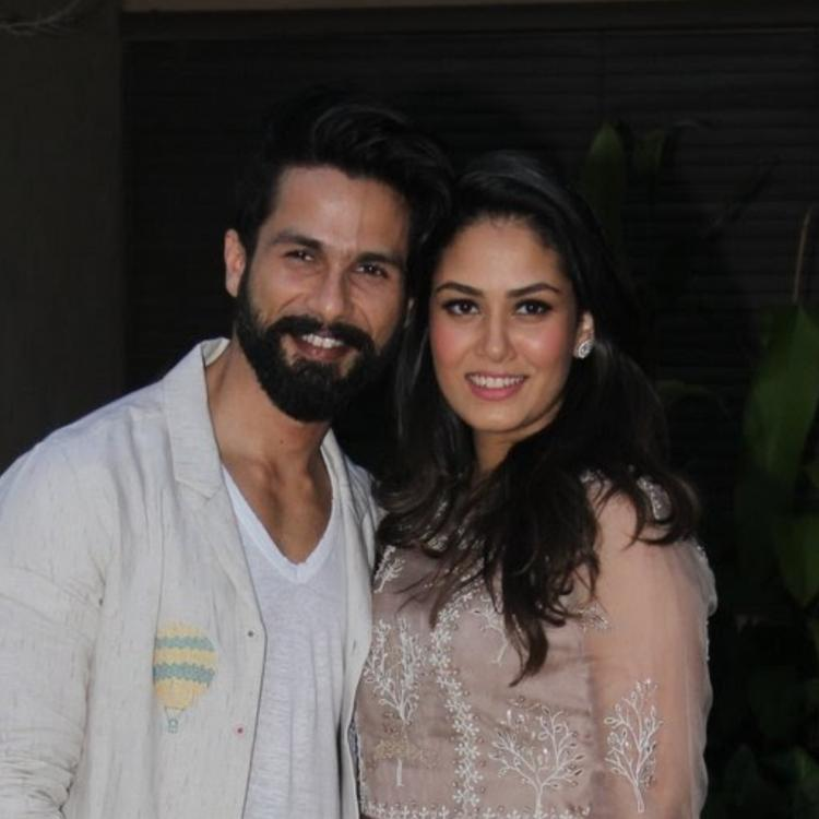 Mira Kapoor calls hubby Shahid Kapoor 'ACP Shadyuman' in her latest Insta post urging people to wear mask