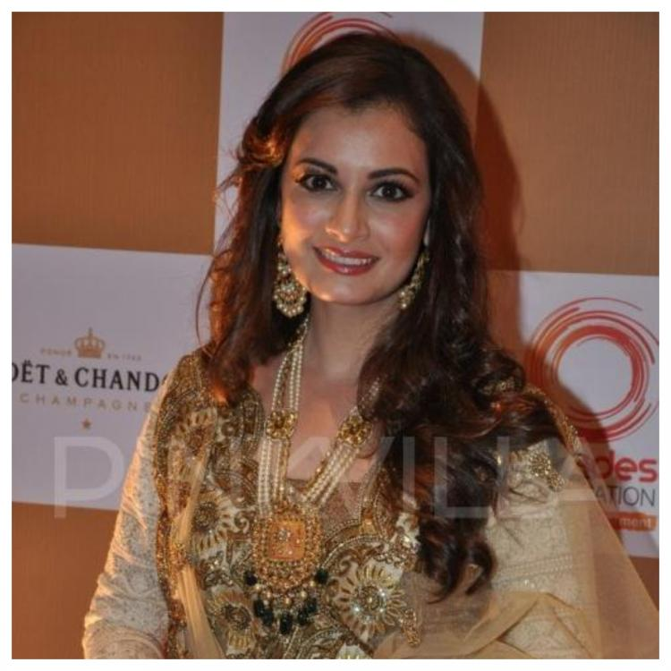 Dia Mirza says THIS about the social work she does