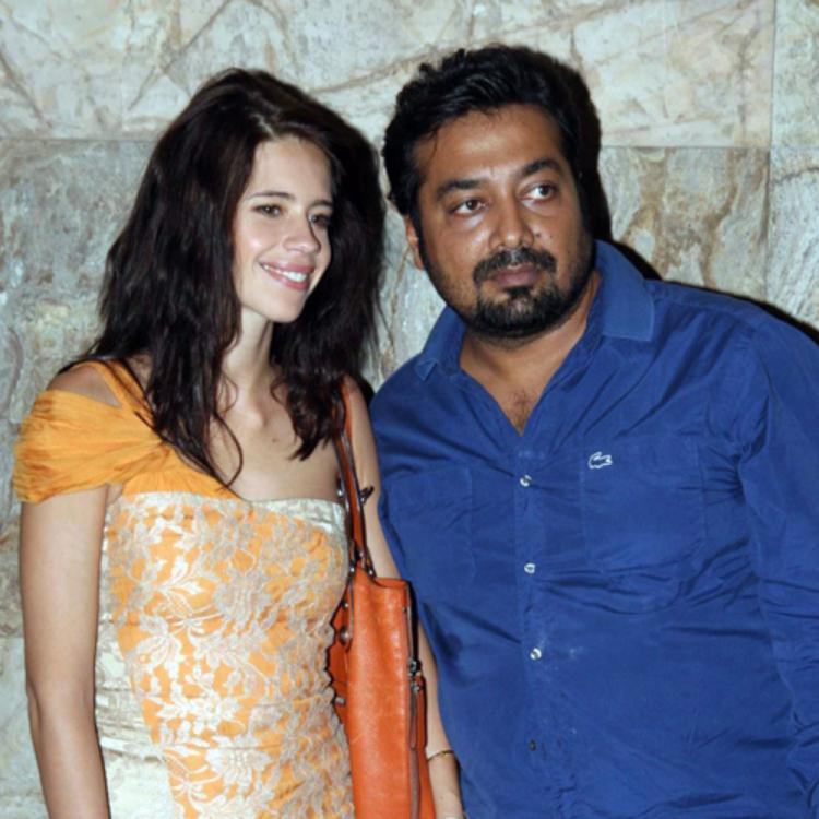 Kalki Koechlin posts a unique picture wishing ex husband Anurag Kashyap on his birthday; Check it out