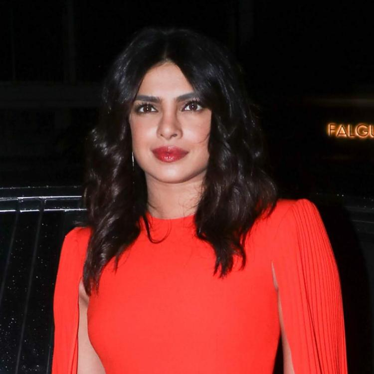 Priyanka Chopra responds to Anupam Kher posting a PIC with her memoir Unfinished: Hope it measures up sir