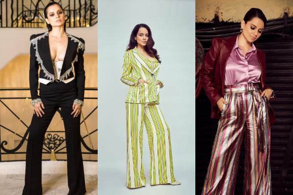 Kangana Ranaut: 5 times Queen of Bollywood proved pantsuits can be chic