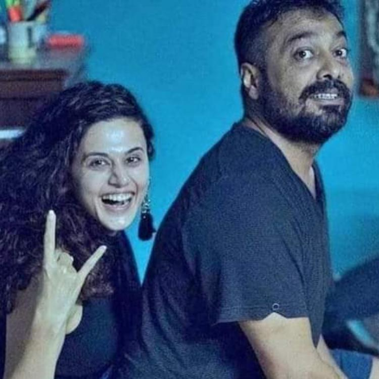 Taapsee Pannu and Anurag Kashyap's phone data wiped off by shareholders, claim IT officials