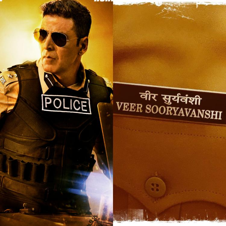 Sooryavanshi: Katrina Kaif shares a picture of the police badge from the climax shoot of the Akshay Kumar starrer