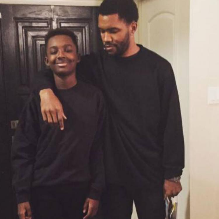 Frank Ocean's 18 year old brother Ryan Breaux passes away after being in a tragic car accident on Sunday