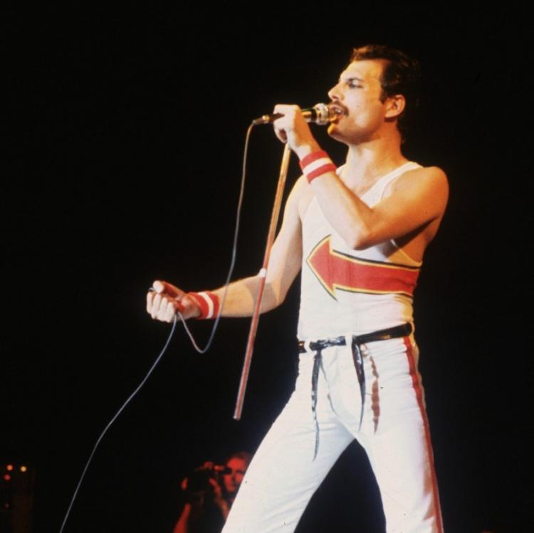 Freddie Mercury's 'enormous sex drive' disclosed in a book