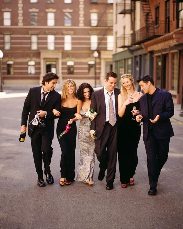The cast of Friends will be having a big 'unscripted' reunion special, as the deal is almost agreed upon.