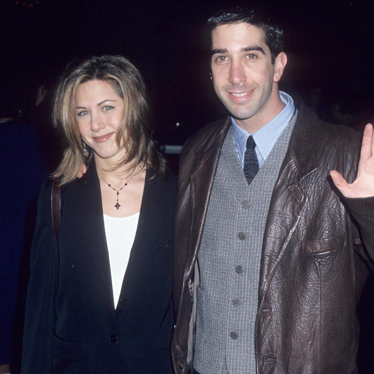David Schwimmer and Jennifer Aniston almost dated IRL