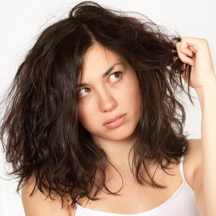 Frizzy hair causing problems? Here's how to air dry your hair in the RIGHT way to avoid frizz