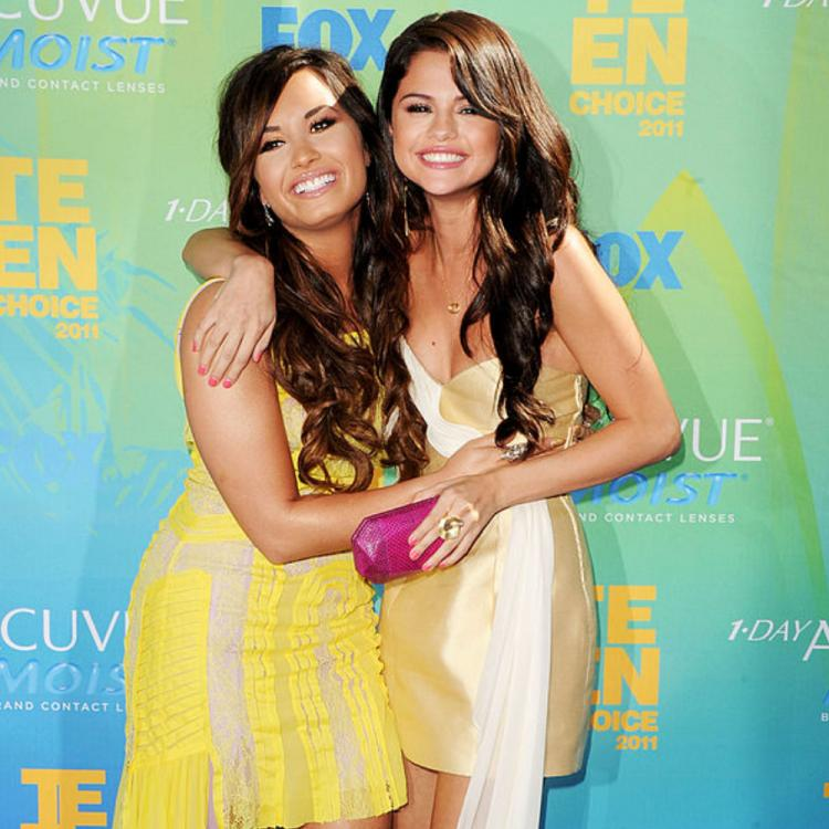 From being BFFs to Demi Lovato saying she's not friends with Selena Gomez anymore, here's what happened