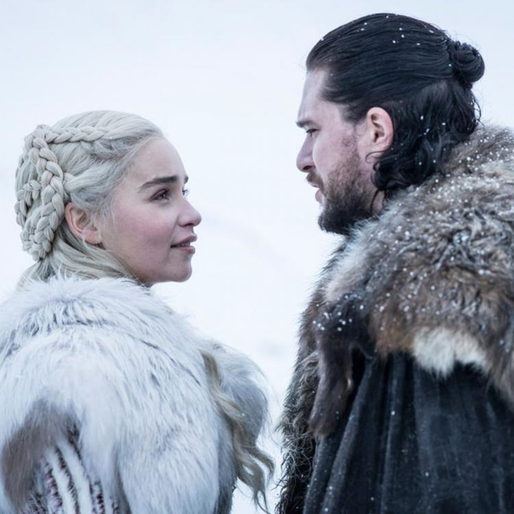 Jon Snow and Daenerys Targaryen were the initial hot favourites to win the Iron Throne in Game of Thrones.
