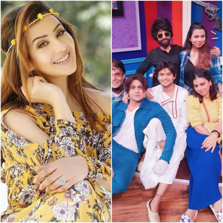 Gangs of Filmistaan: Producer shares proof after Shilpa Shinde accuses them of not trying to contact her again
