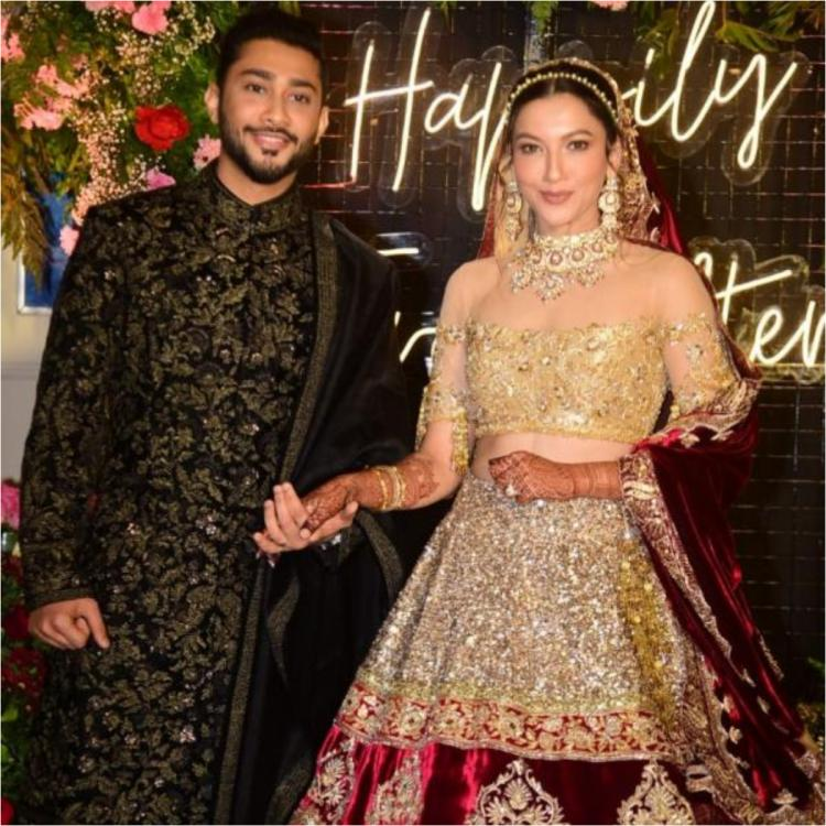 Zaid Darbar's mushy reply to wife Gauahar Khan's sweet 'Thank you' note will leave you in awe of their romance
