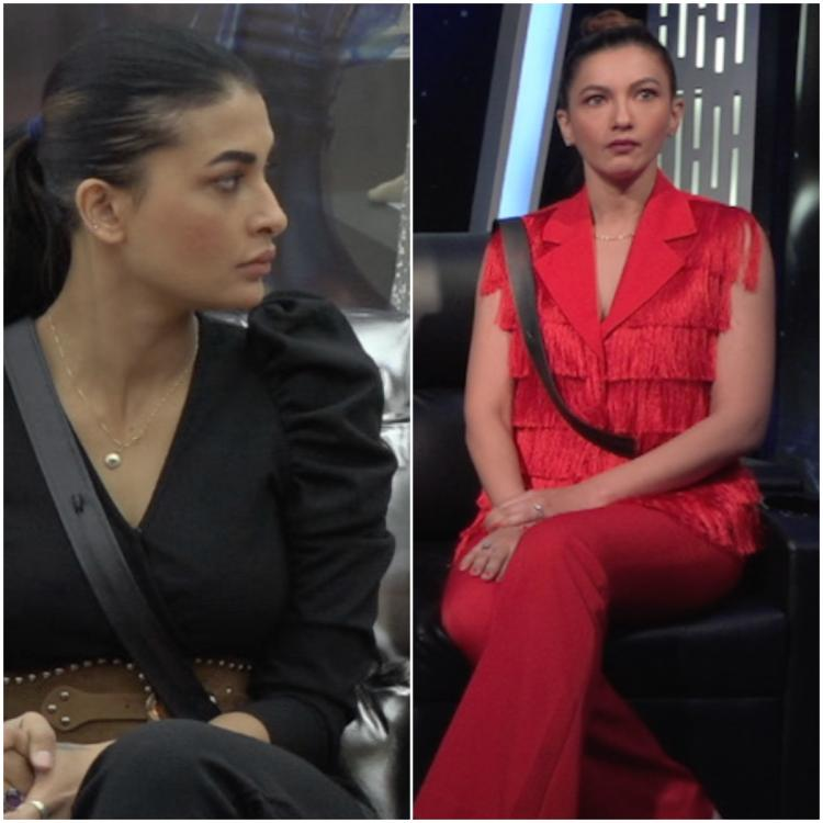 Gauahar Khan reacts gracefully to Pavitra Punia's abuses