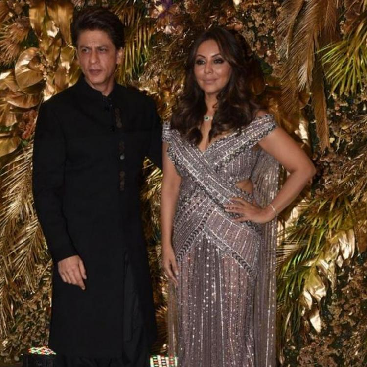 Gauri Khan changes into a comfy pair of sneakers to dance at Armaan Jain's reception and we are loving it