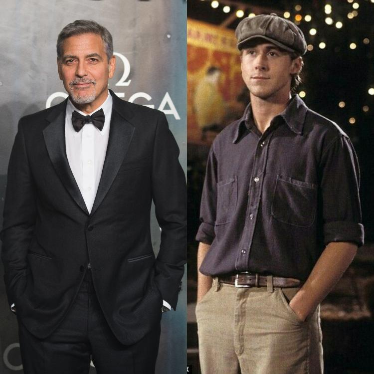 George Clooney almost replaced Ryan Gosling in The Notebook