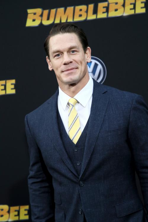 John Cena on joining Suicide Squad sequel: You have to get buttoned up before you can make it official