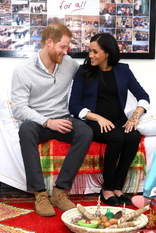 Meghan Markle and Prince Harry may head to Africa for their first royal tour after baby Archie's birth