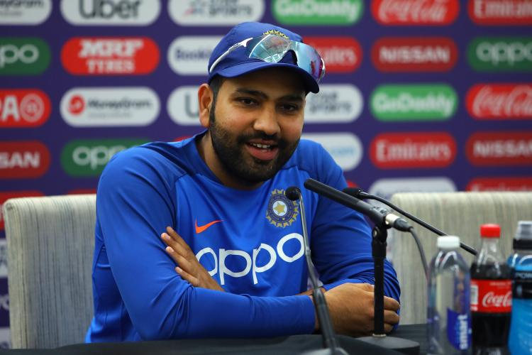 Rohit Sharma gets more vocal role in MS Dhoni's absence