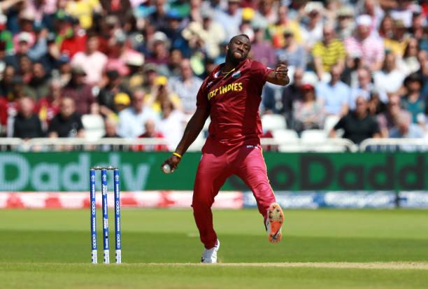 Andre Russell named in T20I squad against India; will need to pass a fitness test