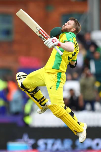 Australia vs Pakistan, ICC World Cup 2019: Australia all out for 307 after David Warner century