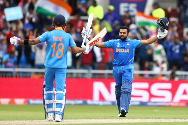 If load on Virat is more than maybe team management should try Rohit Sharma: Yuvraj Singh