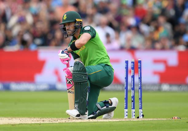 South Africa vs New Zealand, ICC Cricket World Cup 2019: Faf du Plessis bowled by a brilliant yorker