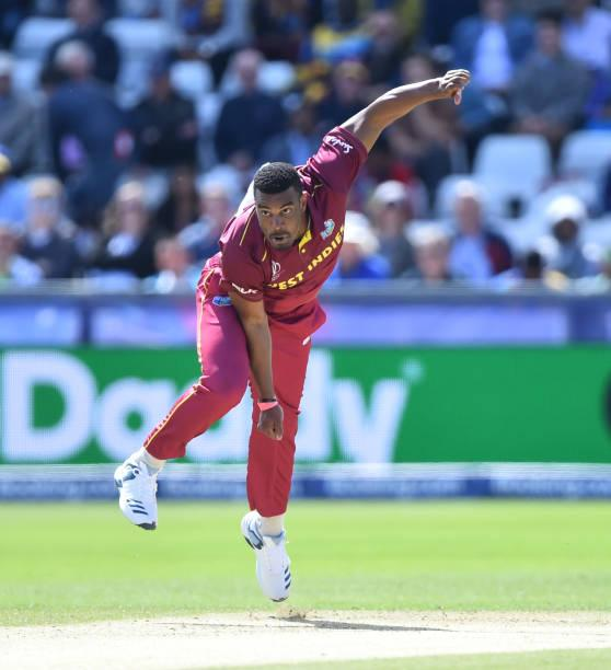 Sri Lanka vs West Indies, ICC Cricket World Cup 2019: Shannon Gabriel hit in the eye; survives injury