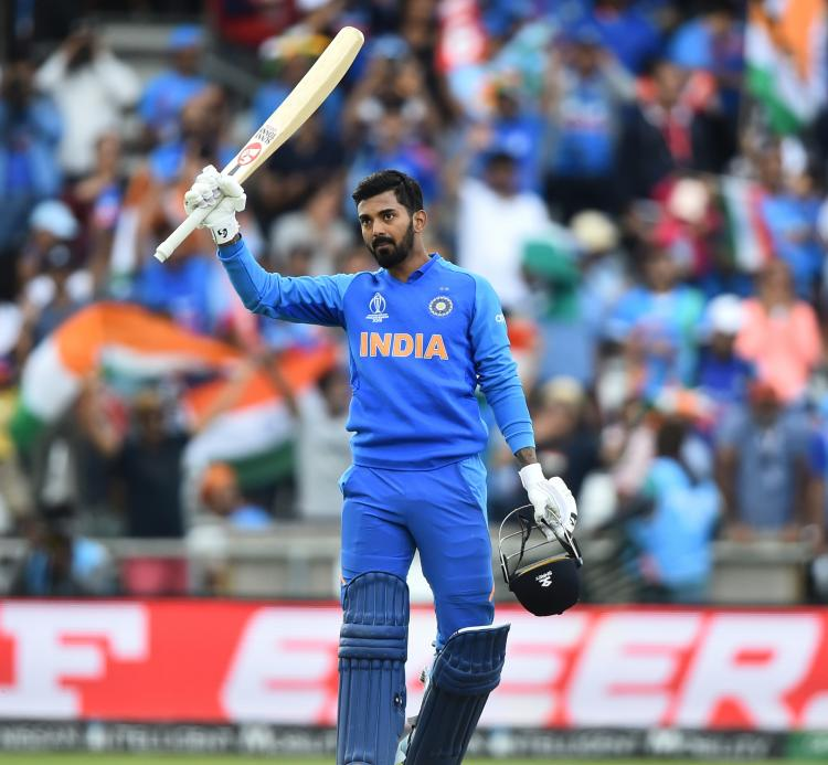 KL Rahul is on the edge of a world record and is set to break Pakistan's Babar Azam's record