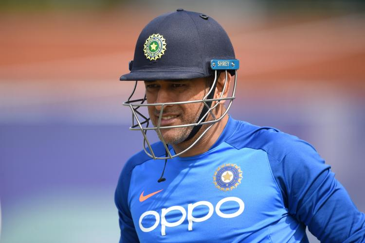 MS Dhoni to begin Army stint from July 31 in Kashmir