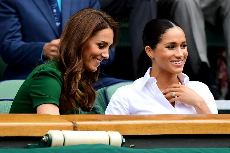 Meghan Markle and Kate Middleton's first photo together came years ago before they even met; Here's how