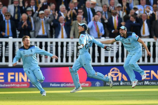I don't really care what happens now in my career, says Jos Buttler after England win World Cup 2019 final