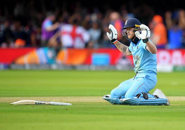 World Cup 2019 final overthrow that went for four after hitting Stokes' bat to be reviewed in September
