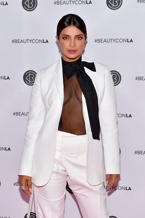 PHOTOS: Priyanka Chopra is a stunner as she attends Beautycon in LA; urges women to empower each other