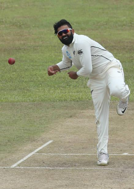 Sri Lanka vs New Zealand 1st Test Day 2 Live: Ajaz Patel takes 5 as SL end day at 227/7 in reply to NZ's 249